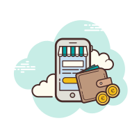 Иконка электронные деньги