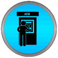 Логотип банкомата