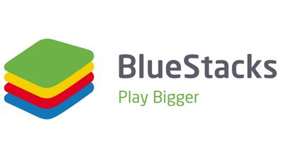 Логотип эмулятора Bluestacks