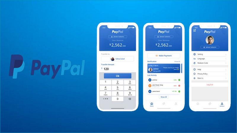 Мобильный PayPal