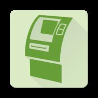 Иконка банкомат