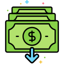 Иконка отправка денег