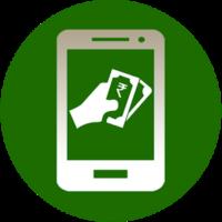 Иконка пополнение телефона