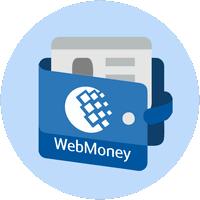 Логотип Webmoney